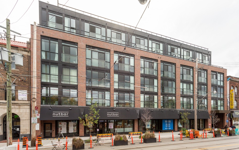 Living Luxe At The Logan Condo In Leslieville