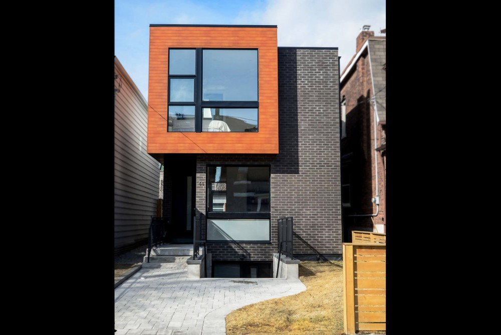 A Modern Cube Of Perfection In Roncesvalles Village